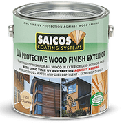 UV Protective Wood Finish