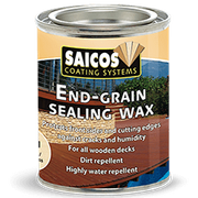 SAICOS End-Grain Sealing Wax