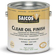 SAICOS Clear Oil Finish